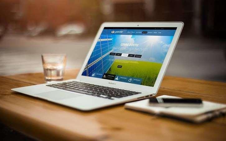 Yazıcılar Grup Web Tasarım