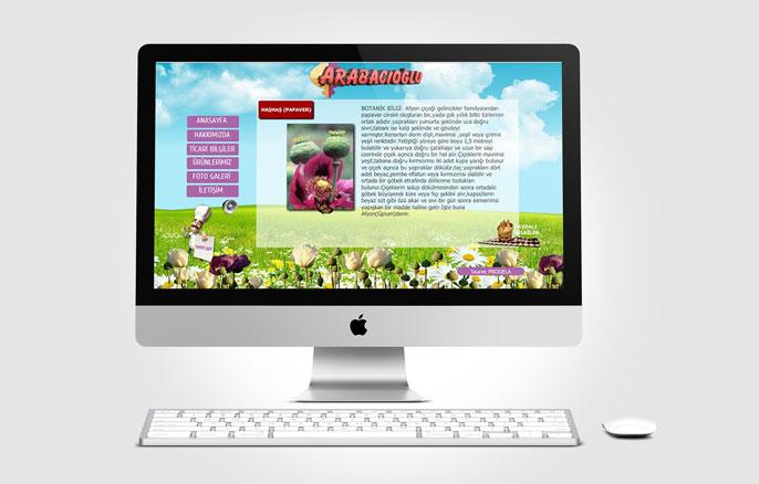 Afyon Haşhaş Web Tasarım