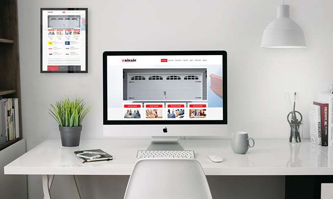 Birlik Otomasyon Web Tasarımı
