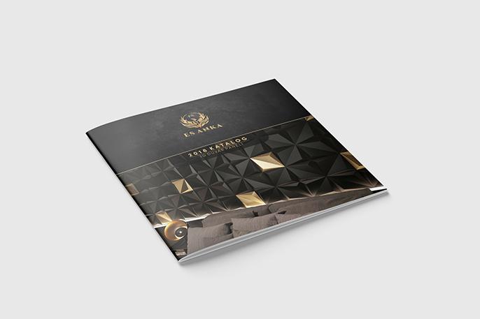 Esanka Panel Katalog Tasarımı