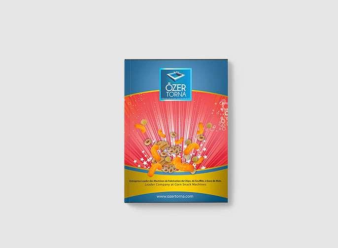 Özer Torna Katalog Tasarımı
