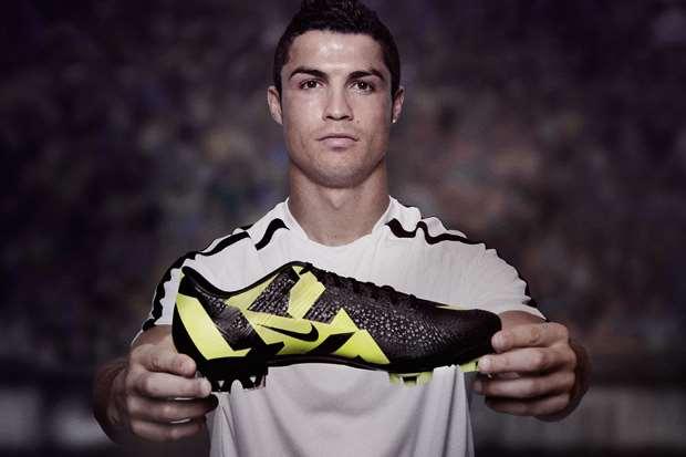 Nike ve Ronaldo Tekrar Anlaştı